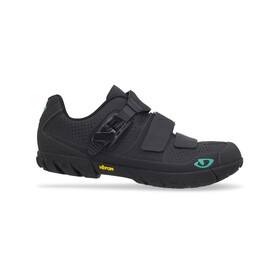 Giro Terradura Naiset kengät , musta
